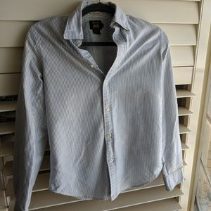 Ralph Lauren Rugby University Oxford Stripe Shirt